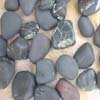Black Slate Pebbles
