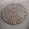 Raj Green Crazy Paving Circle