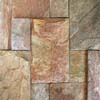 Copper Sawn Edges and Natural Surface
